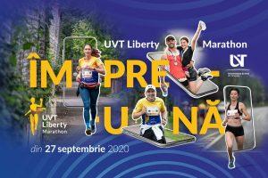 Universitatea de Vest - UVT Liberty Marathon