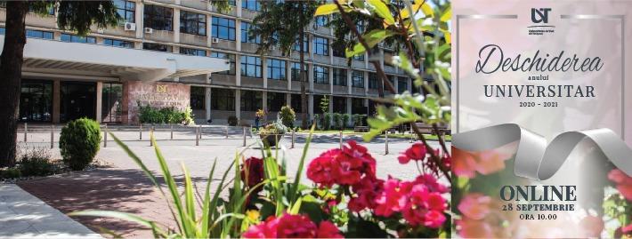 Universitatea de Vest - Deschiderea Anului Universitar